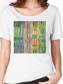 Bamboo Garden Women's Relaxed Fit T-Shirt