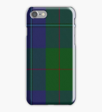 01362 Cambridge Fashion Tartan  iPhone Case/Skin