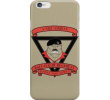 A Squadron 2nd Cavalry Regiment iPhone Case/Skin