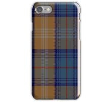 01361 Callum Fashion Tartan  iPhone Case/Skin