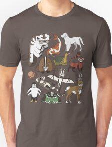 Avatar Menagerie Unisex T-Shirt