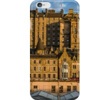 Old town sunset iPhone Case/Skin
