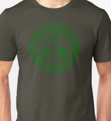 Hero's Mark (Dark Green) Unisex T-Shirt