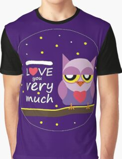 Love You very Much Graphic T-Shirt