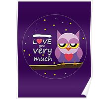 Love You very Much Poster