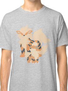 Growlithe Evolution Classic T-Shirt