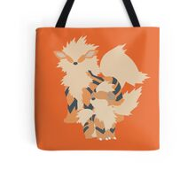 Growlithe Evolution Tote Bag