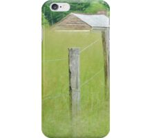 hold back the wind iPhone Case/Skin