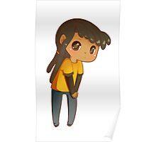 """Virgil """"cutie"""" Hawkins Poster"""