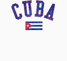 Cuba Flag Vintage Unisex T-Shirt