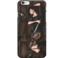 Passed Out Drunk- Elf iPhone Case/Skin
