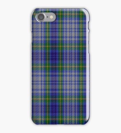 01356 Calgary (Deerskin Trading Post) Fashion Tartan  iPhone Case/Skin