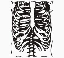 Skeleton Kids Tee