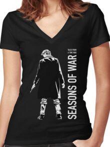 Seasons (Alternative) Women's Fitted V-Neck T-Shirt