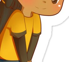 "Virgil ""cutie"" Hawkins Sticker"