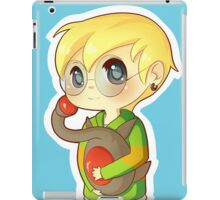"Richie ""Cutie"" Foley iPad Case/Skin"