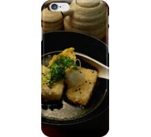 Agedashi Tofu  iPhone Case/Skin