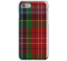01352 Caledonia Fashion Tartan  iPhone Case/Skin