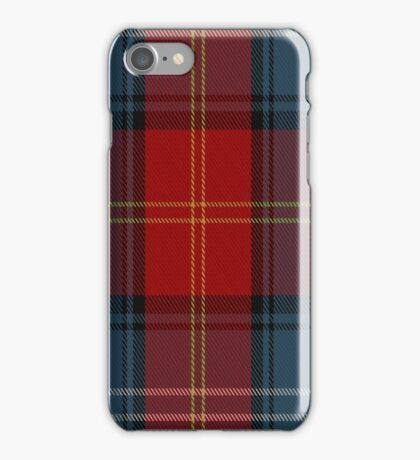 01351 Caledon Tartan  iPhone Case/Skin