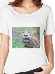 Amur Leopard Women's Relaxed Fit T-Shirt