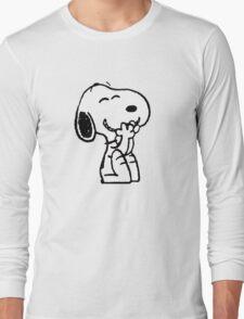 Little dog Long Sleeve T-Shirt