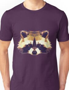 T-shirt Raccoon Unisex T-Shirt