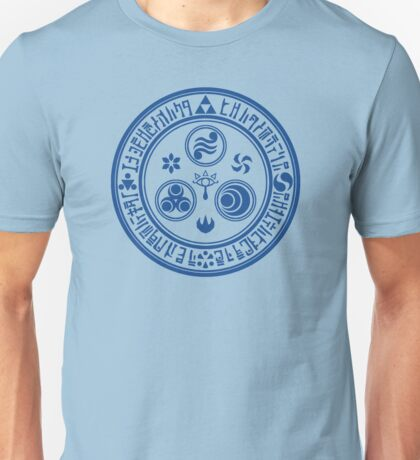 Hero's Mark (Blue) Unisex T-Shirt