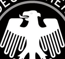 GERMANY FOOTBALL TEAM 2016 Sticker