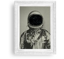 Mostly Void, Partially Stars Canvas Print