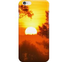 Foggy Summer Morning 2 iPhone Case/Skin