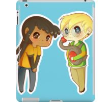 Superhero BFFs iPad Case/Skin