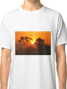 """Foggy Summer Morning Classic T-Shirt"