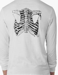 Back of Ribcage Long Sleeve T-Shirt
