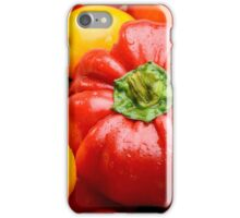 Tomatoes and Bell Peppers from the Kitchen Garden iPhone Case/Skin