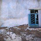 blue window by lost-or-found