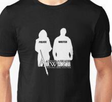 Castle ABC Always Writer & His Muse Unisex T-Shirt