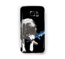 The Great Grey Wolf Sif  Samsung Galaxy Case/Skin