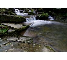Secret Waterfall Photographic Print