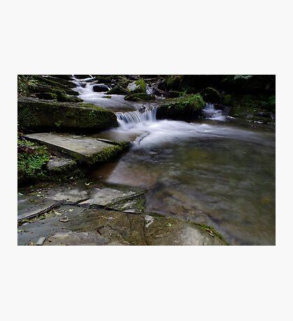 Secret Waterfall Photographic Print