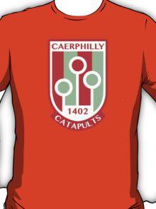 Caerphilly Catapults T-Shirt