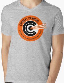 Chudley Cannons 1 Mens V-Neck T-Shirt