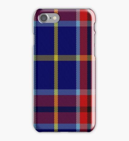 01344 University of Trinity College Tartan iPhone Case/Skin