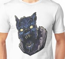 Curse Of The Wolf Unisex T-Shirt