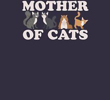 Cute Mother of Cats T Shirt Women's Relaxed Fit T-Shirt