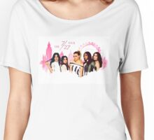 Fifth Harmony - 7/27 (UK TOUR) Women's Relaxed Fit T-Shirt