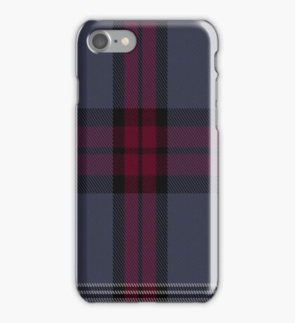 01340 University of Edinburgh Tartan  iPhone Case/Skin