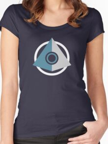 ONI Symbol Women's Fitted Scoop T-Shirt