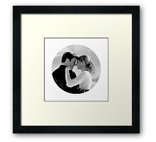 Caskett - May The Music Never Stop Framed Print
