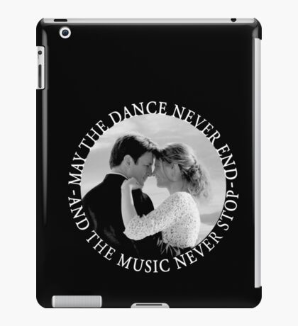 Caskett - May The Music Never Stop iPad Case/Skin