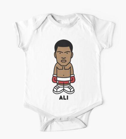 Muhammad Ali One Piece - Short Sleeve